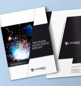 Catálogo producto Hidalgo's