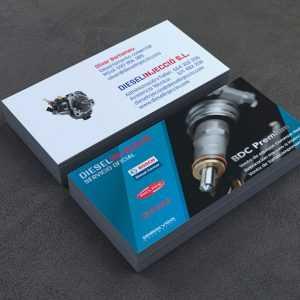 Branding Diesel Injecció